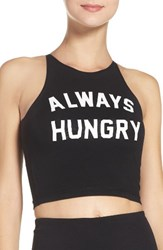 Private Party Women's Always Hungry Crop Tank