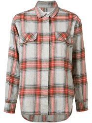 Closed Kelsey Shirt Red