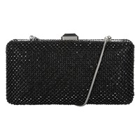 Hobbs Nikki Clutch Bag Black