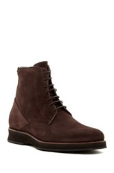 Aquatalia By Marvin K Gale Mid Rise Boot Weatherproof Brown