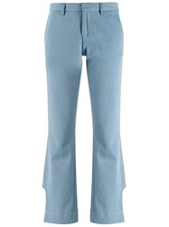 Each X Other Cut Out Bootcut Jeans 60