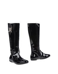 John Richmond Boots Black