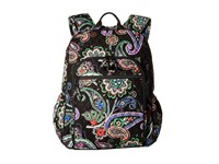 Vera Bradley Keep Charged Campus Tech Backpack Kiev Paisley Backpack Bags Multi