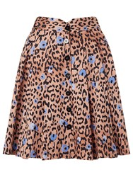 Alice By Temperley Somerset By Alice Temperley Leopard Print Skirt Multi