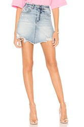 Mcguire Izabel High Rise Mini Skirt Don't Fade Away