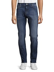 Mavi Jeans Cool Tapered Leg Cotton Blend Mid Reform