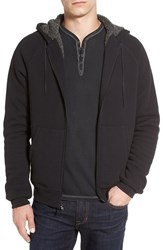 John Varvatos Men's Star Usa Full Zip Hoodie