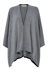 Damsel In A Dress Scoop Cover Up Grey