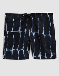Saturdays Surf Nyc Colin Waterstack Shorts In Midnight