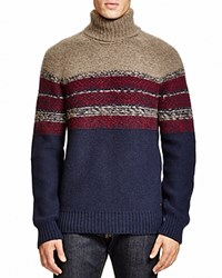 Hugo Boss Boss Orange Ardell Turtleneck Sweater Windsor Wine