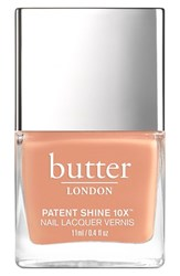 Butter London 'Patent Shine 10X' Nail Lacquer Tea With The Queen