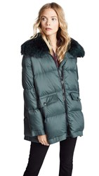 Army By Yves Salomon Ultra Light Puffer Fougeres