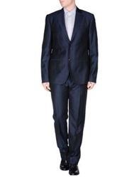 Massimo Rebecchi Suits Dark Blue