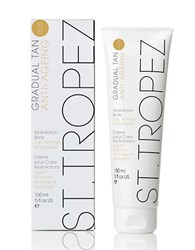 St. Tropez Gradual Tan Plus Firming 4 In 1 Lotion 5 Fl. Oz. No Color