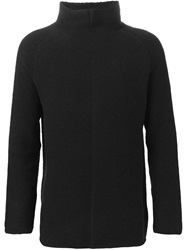 Forme D'expression Turtle Neck Sweater Black