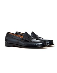 G.H. Bass And Co. Larson Penny Loafer Navy