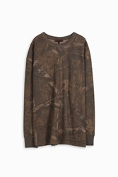Yeezy Thermal Long Sleeve Shirt Khaki