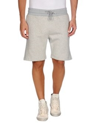 Blood Brother Bermudas Light Grey