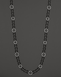 Charriol Modern Cable Mix Collection Nautical Cable Necklace 36 No Color