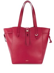 Furla Net Pebbled Tote Bag 60