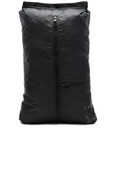 Yohji Yamamoto Packable Backpack Black