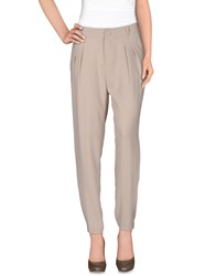 Darling Trousers Casual Trousers Women Beige