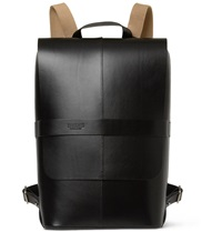Brooks England Piccadilly Leather Backpack Black