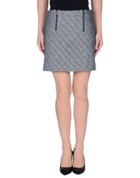 Gat Rimon Mini Skirts Grey