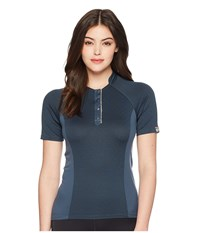 Pearl Izumi Select Escape Texture Jersey Midnight Navy Twill Clothing Black