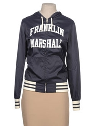Franklin And Marshall Jackets Green
