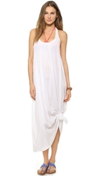 9Seed Antigua Cover Up Dress White
