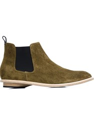 Valas Chelsea Boots Green