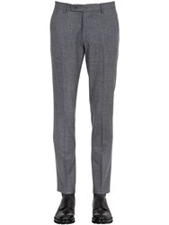 Berwich Wool Blend Stretch Trousers