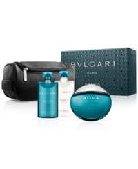 Bulgari Bvlgari 4 Pc. Aqva Pour Homme Gift Set No Color