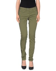 Napapijri Trousers Casual Trousers Women Military Green