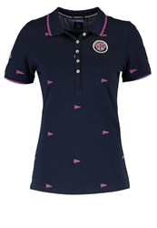 Gaastra Bryna Polo Shirt True Navy Dark Blue