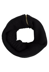 Evenandodd Snood Black