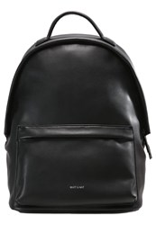 Matt And Nat Munich Rucksack Black