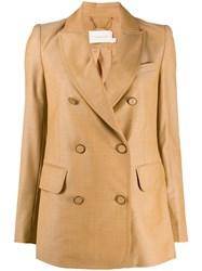 Zimmermann Double Breasted Fitted Blazer 60