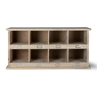 Garden Trading Chedworth Shoe Locker 8 Compartment