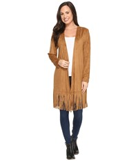 Ariat Taos Duster Cognac Women's Sweater Tan