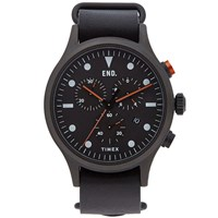 Timex End. X Allied Chronograph 'Blackout'