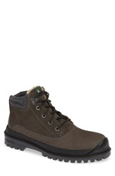 Kamik Griffin Mid Boot Charcoal Leather