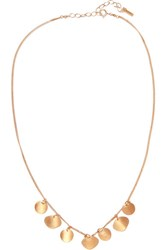 Chan Luu Gold Plated Necklace One Size Gbp
