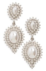 Women's Samantha Wills 'Velvet Nights' Faux Pearl Drop Earrings