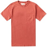 Hawksmill Denim Co. Pocket Tee