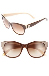 Juicy Couture Women's Shades Of By 53Mm Gradient Sunglasses Brown Ivory