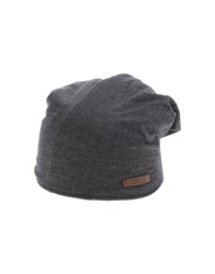 Patrizia Pepe Accessories Hats Men Black
