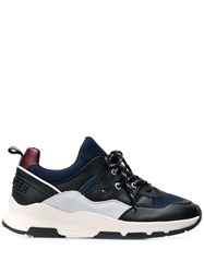 Tommy Hilfiger Sporty Chunky Sneakers Black