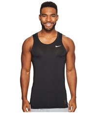 Nike Pro Training Tank Black Dark Grey White Men's Sleeveless